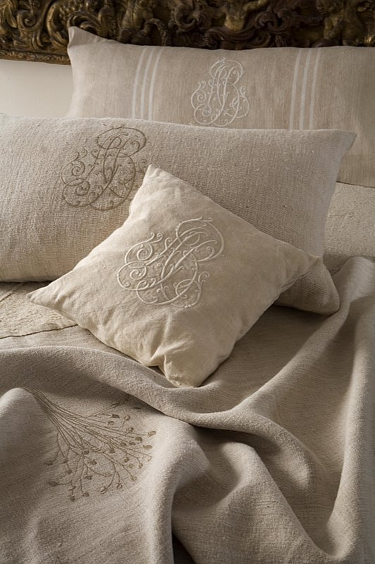 4- Lin Ancien | Antique linen